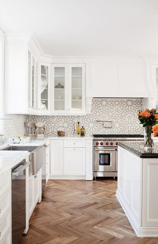 Looks we love cement tile MARCHESE CONSTRUCTION